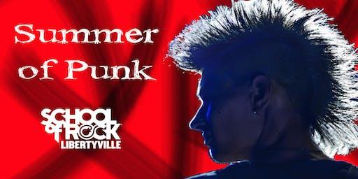 Summer of Punk at Sundance Saloon