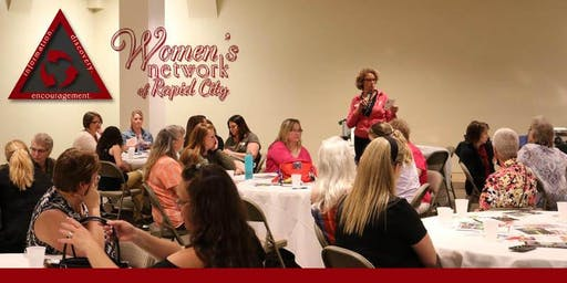 Women's Network of Rapid City - monthly luncheon meeting