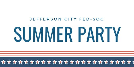 Fed Soc Summer Party 2019