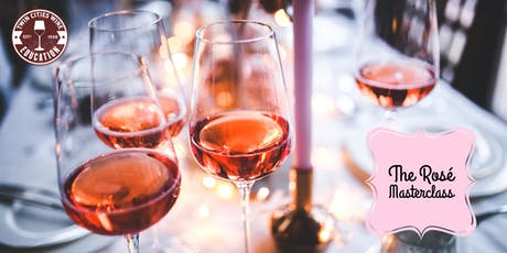 The Rosé Masterclass 2019 tickets