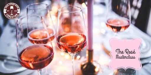 The Rosé Masterclass 2019