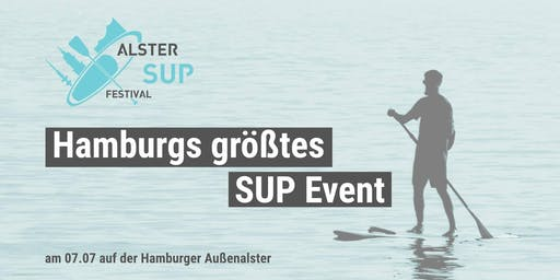 SUP HAMBURG TOUR