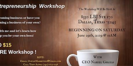 Business & Entrepreneurship Workshop tickets