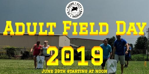 Adult Field Day '19