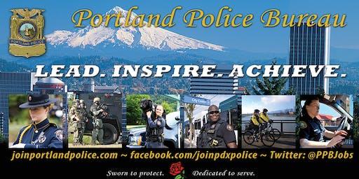 Portland Police Bureau's Hiring Workshop and Pre-Psych - Concord, CA