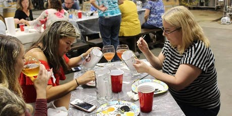 Beer Mug Painting at Barrel House Z tickets