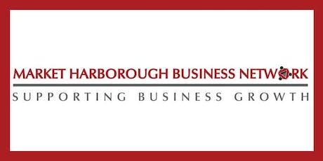 Market Harborough Business Network - August 2019 tickets
