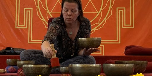 Sound Healing Training Course