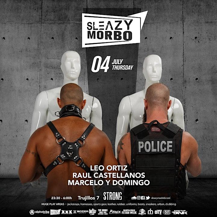 Imagen de SLEAZYMORBO (SleazyMadrid GayPride 2019)