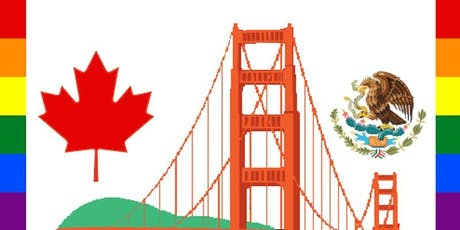 SF Pride Parade 2019 - Friends of Canada and Mexico tickets