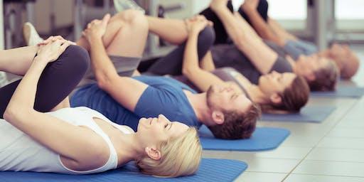 Salt Spring Summer Barre Wellness Retreat