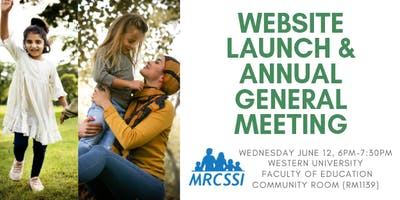 Website Launch & Annual General Meeting