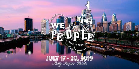 We The People Improv Festival: Toast!: Improv Comedy + Filbert tickets