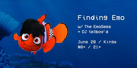 Finding Emo tickets