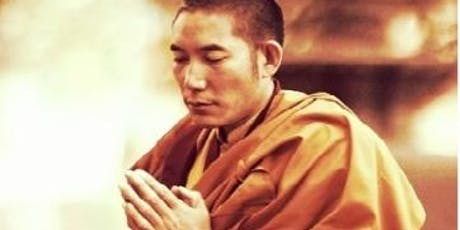 Chamtrul Rinpoche: Meditation - a theoretical & practical guide tickets