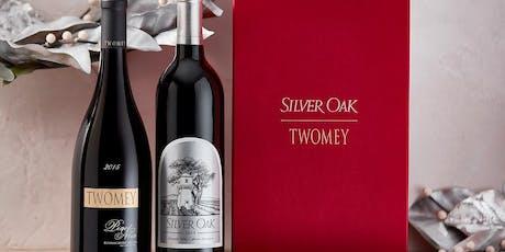 Silver Oak Wine & Food Pairing  tickets