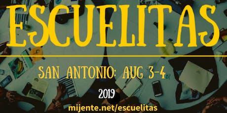 Mijente Escuelita - San Antonio tickets