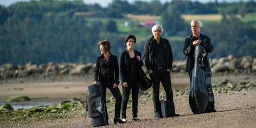 Quatuor Saguenay with Allison Gagnon and Becca Kenneally