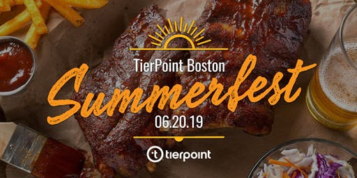 TierPoint Boston SummerFest