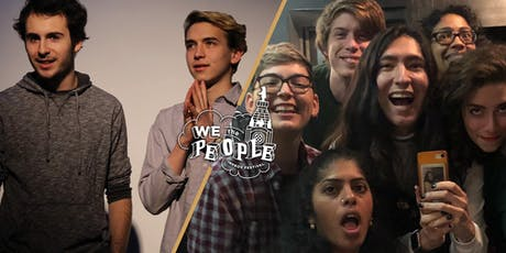 We The People Improv Festival: Just And +  ¿Qué?  tickets