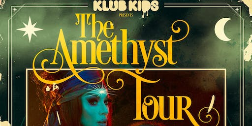 Klub Kids Amsterdam presents ALASKA THUNDERF**K - The Amethyst Tour (ages 14+)