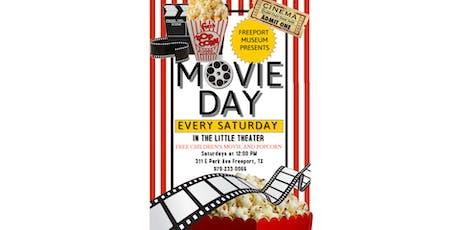 Free Movie Day tickets