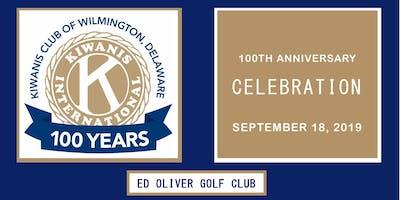 100th Anniversary Celebration of the Kiwanis Club of Wilmington, Delaware
