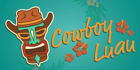 The ECG 2nd Annual Cowboy Luau tickets
