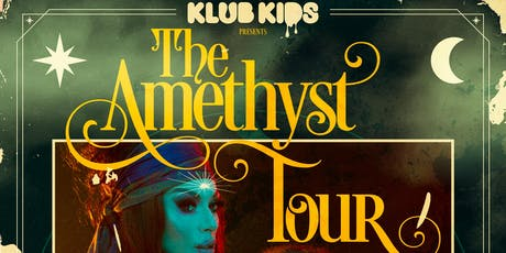 Klub Kids Birmingham presents ALASKA THUNDERF**K - The Amethyst Tour (ages 14+) tickets