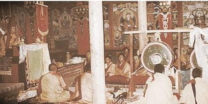 Chamtrul Rinpoche - 3 Bardos; states between life & rebirth