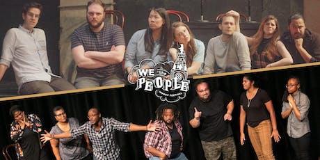 We The People Improv Festival: Plastic Bones + NYTEShift tickets