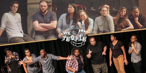 We The People Improv Festival: Plastic Bones + NYTEShift