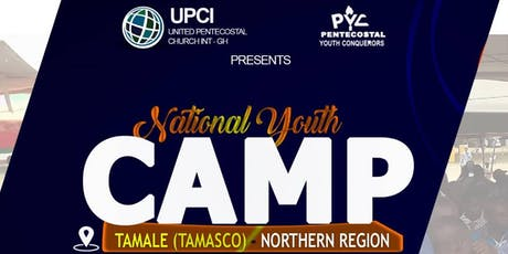PYC-GHANA YOUTH CAMP 2019 tickets