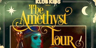 Klub Kids Manchester presents ALASKA THUNDERF**K - The Amethyst Tour (ages 14+)