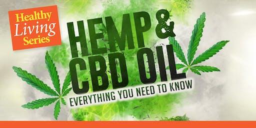 Hemp & CBD Oil: Everything You Need to Know