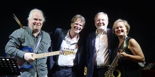 Jon Miller Quartet at The Left Coast Jazz Festival 2019