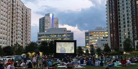 Movies in the Park: The Social Network tickets