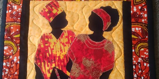 Beginning African Applique Class
