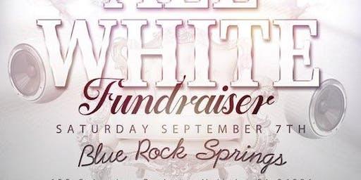 All White Fundraiser