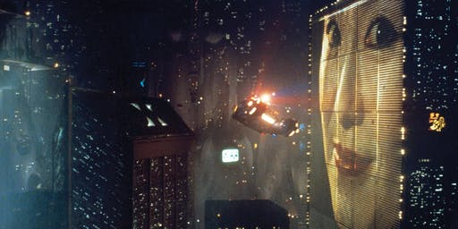 Artist's Choice Summer Film Series: 'Blade Runner', selected by Jenny Holzer