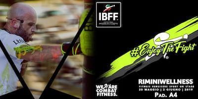 #EnjoyTheFight: IBFF® Classes Rimini Wellness 2019