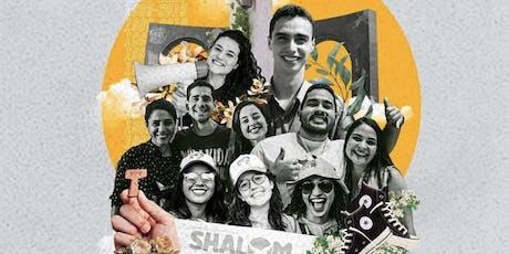 Congresso de Jovens Shalom - CJS ingressos