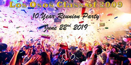 Los Osos Class of 2009 tickets