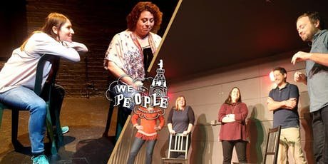 We The People Improv Festival: The Core + Mishory & Galbraith tickets