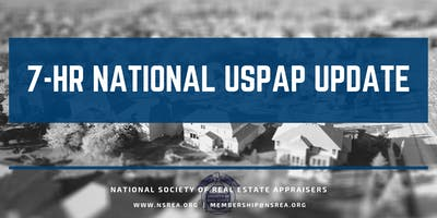 7-HR National USPAP Update Course