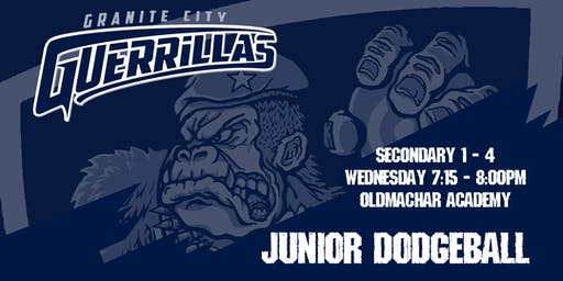 GCG Juniors Dodgeball Session (Secondary)