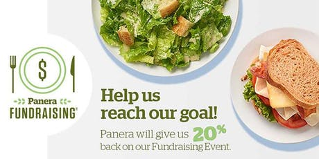 Panera Fundraising Event for the Liberty Corner Fire Company tickets