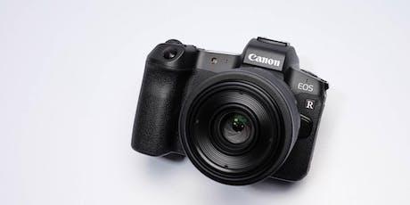 Canon Advanced Course: Mastering Exposure tickets