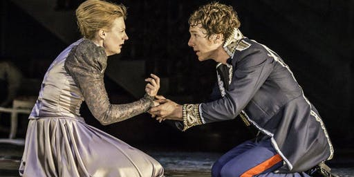 See a Screening of NT Live's 'Hamlet' Starring Benedict Cumberbatch