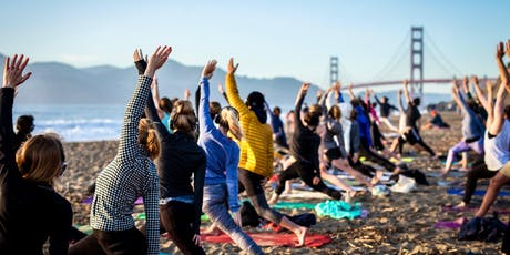 Sunset Yoga with Nicole Cronin + Room to Read Benefit Class tickets